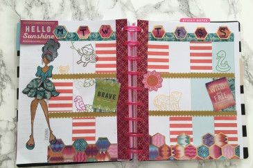 An Intro Scrapbook Journaling