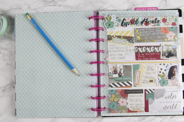 Plan With Me | April Goals